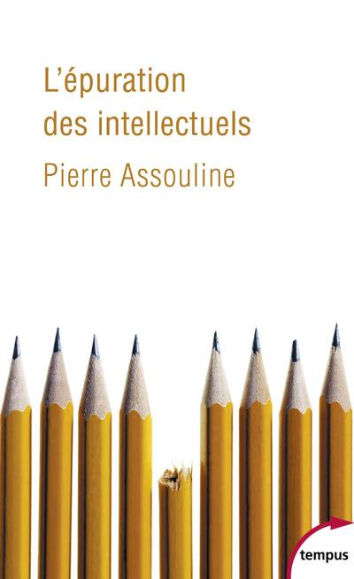 L-EPURATION DES INTELLECTUELS